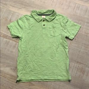 💥3/$15 green polo top